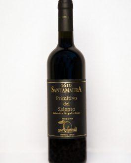 Vino Primitivo IGT: SantaMaura